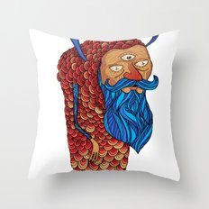 Everything is a state of mind Throw Pillow