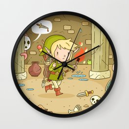 A Link to the past Wall Clock