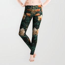 Forest of Roses Leggings