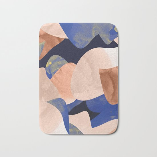 Grace Surface Print 018 Bath Mat
