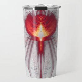 fractal avatars #001 Travel Mug