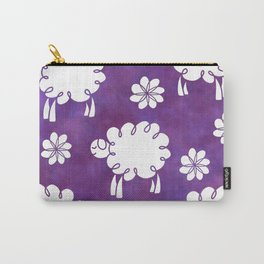 Cotton Candy Sheep - LaurensColour Carry-All Pouch
