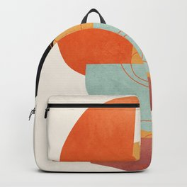 Abstract Shapes 16 Backpack