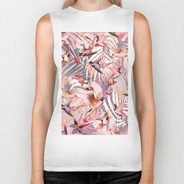 Tropical Mood II. Biker Tank