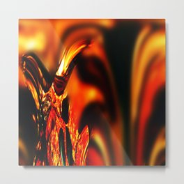 Labyrinth of Exploding Mithras (1) Metal Print