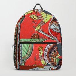 Hindu Durga 5 Backpack