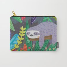 Sloth in nature Carry-All Pouch