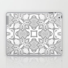 outback lines Laptop & iPad Skin