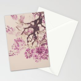 Purple Dreams Stationery Cards