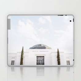 Griffith Park Observatory Laptop & iPad Skin