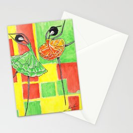 Twin Sister's Stationery Cards
