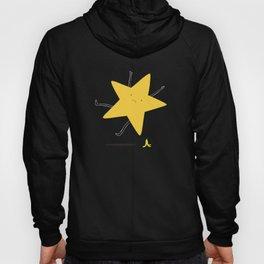 falling star Hoody