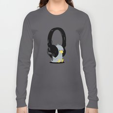 Le poussin mélomane Long Sleeve T-shirt