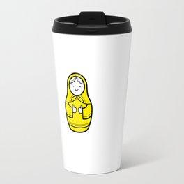 Matrioshka Travel Mug