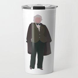 Third Doctor: Jon Pertwee Travel Mug