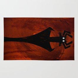 Samurai Jack - Aku Rug