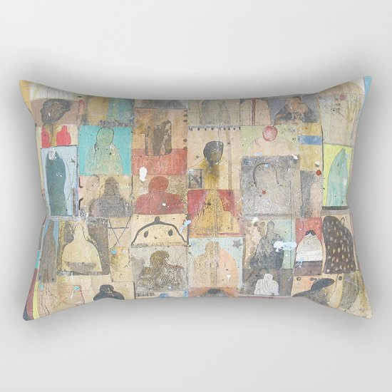 The People Want To Know Rectangular Pillow