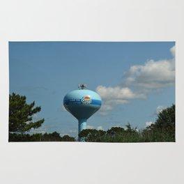 Ocean City, Maryland Series - Water Tower Rug