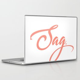 Sag Laptop & iPad Skin