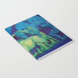 Blue Dreams Notebook