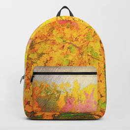 Autumn Vines Backpack