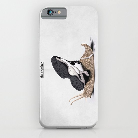 The Sneaker iPhone & iPod Case