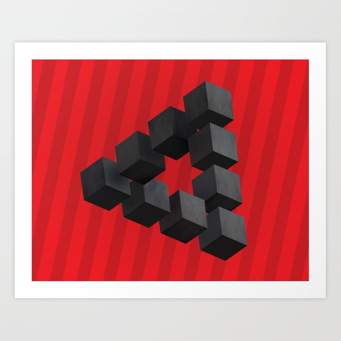 That's... Impossible! Art Print
