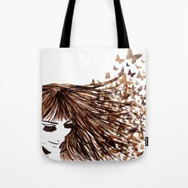 You Give Me Butterflies Tote Bag