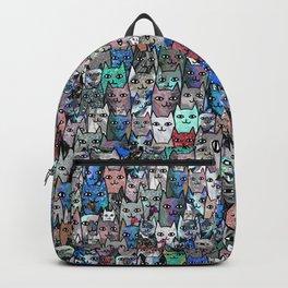 Gemstone Cats RGB Backpack