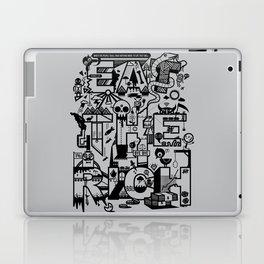 EAT THE RICH Laptop & iPad Skin