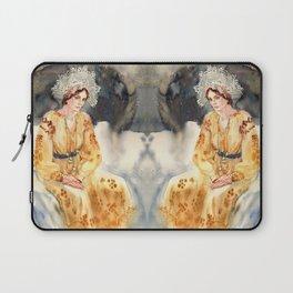 Russian beauty Laptop Sleeve