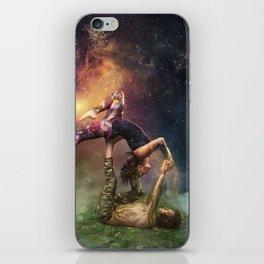 Cosmic Unity iPhone Skin