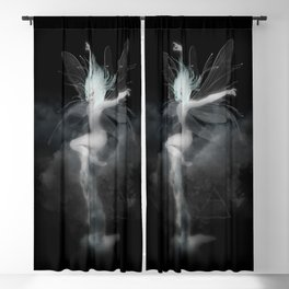 Air Witch - Elements Collection Art Print Blackout Curtain