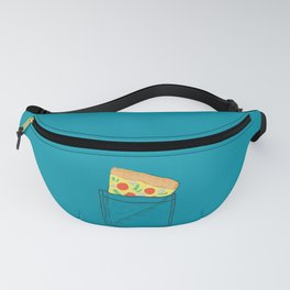 Emergency supply - pocket pizza Fanny Pack