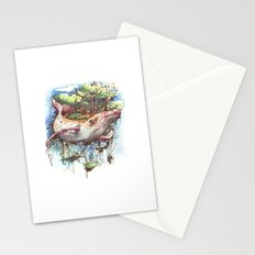 Whale Song Stationery Cards