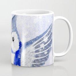 Winter Birds - Titmouse Coffee Mug