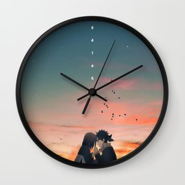 Rin Inuyasha Wall Clock