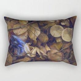 Autumn Slumber Rectangular Pillow