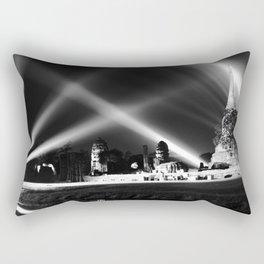 Light show Rectangular Pillow