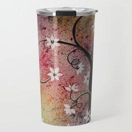 Whimsical Tree Travel Mug