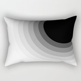 Black Hole by Friztin Rectangular Pillow