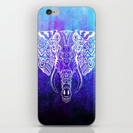 Heavenly Elephant iPhone Skin