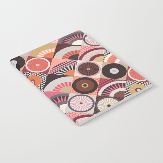 mountain berry Notebook