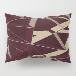3D Futuristic GEO VIII Pillow Sham