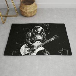 Dead Astronaut Rug