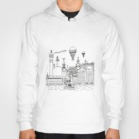 stockholm Hoodies featuring Stockholm by Adam Lindfors