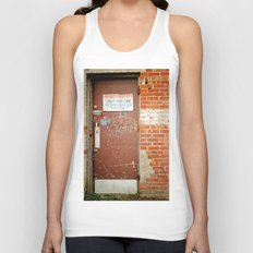 Private Property Unisex Tank Top