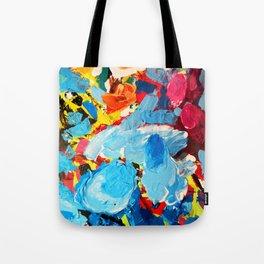 Painters' Splatter Tote Bag