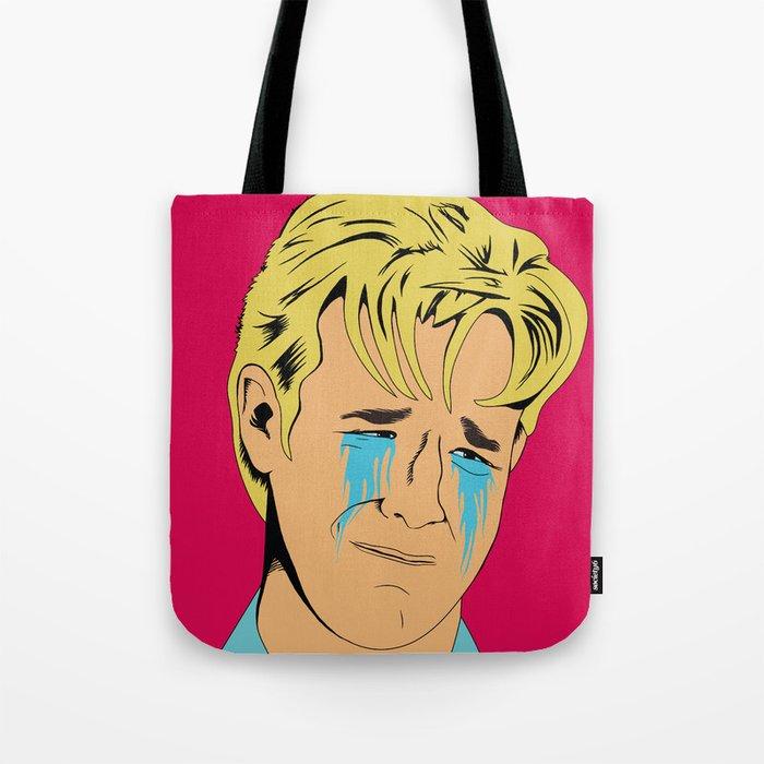 Crying Icon #1 - Dawson Leery Tote Bag