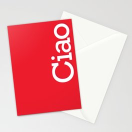 Ciao Stationery Cards